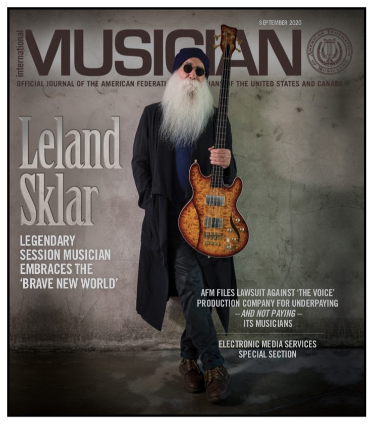 V118-09-September 2020 - International Musician Magazine