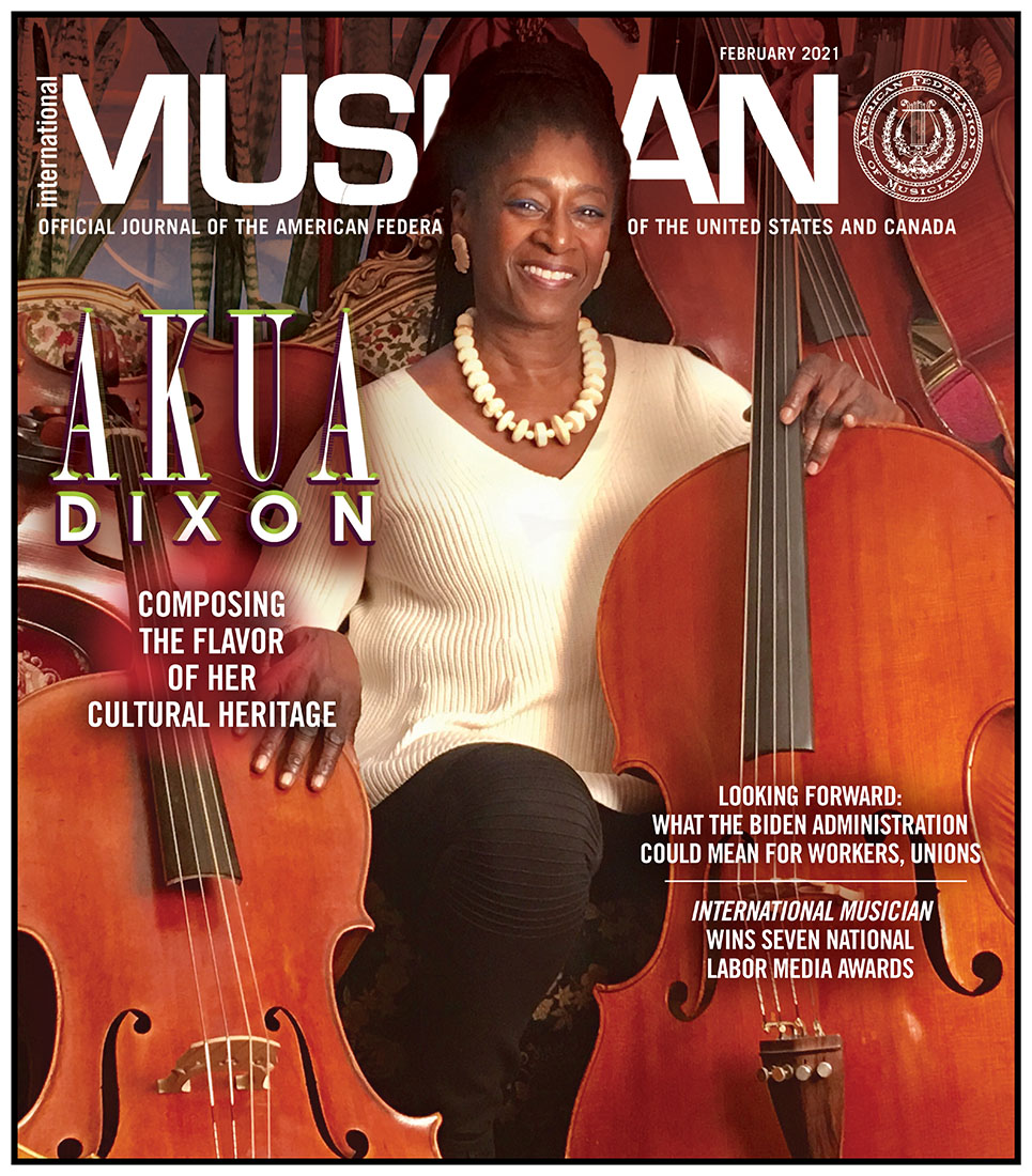 V119-02-February 2021 - International Musician Magazine