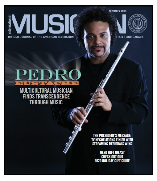 V118-12-December 2020 - International Musician Magazine