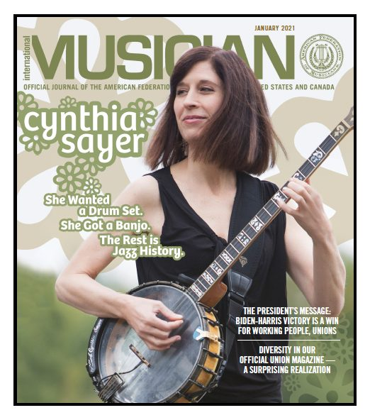 V119-01-January 2021 - International Musician Magazine