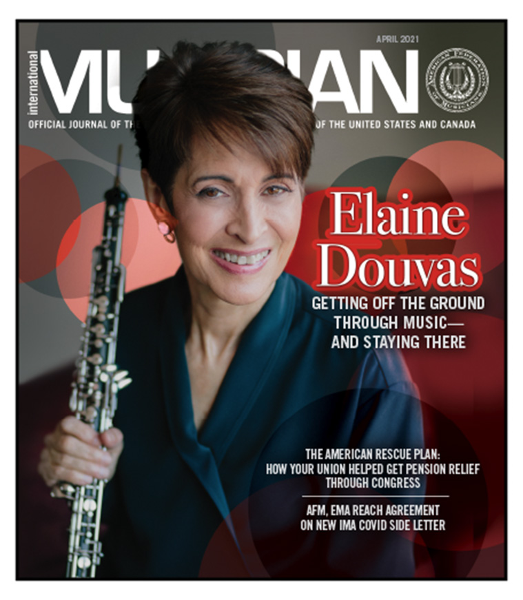 V119-04-April 2021 - International Musician Magazine