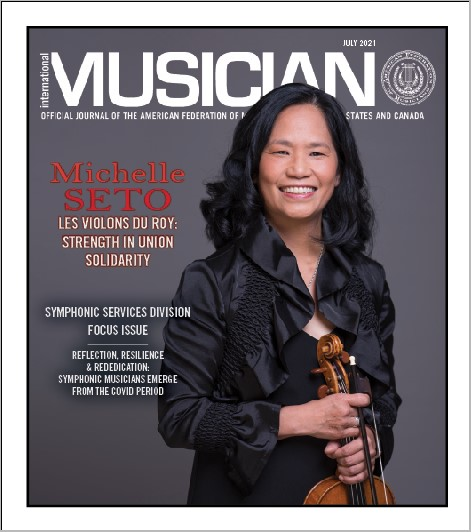 V119-07-July 2021 - International Musician Magazine
