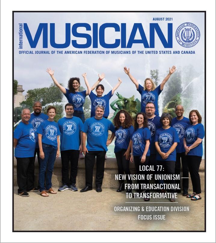V119-08-Aug 2021 - International Musician Magazine