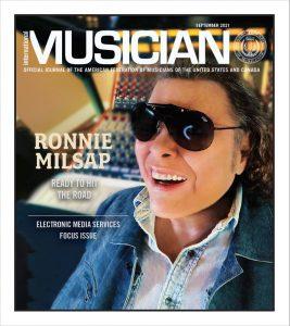 Ronnie Milsap Cover