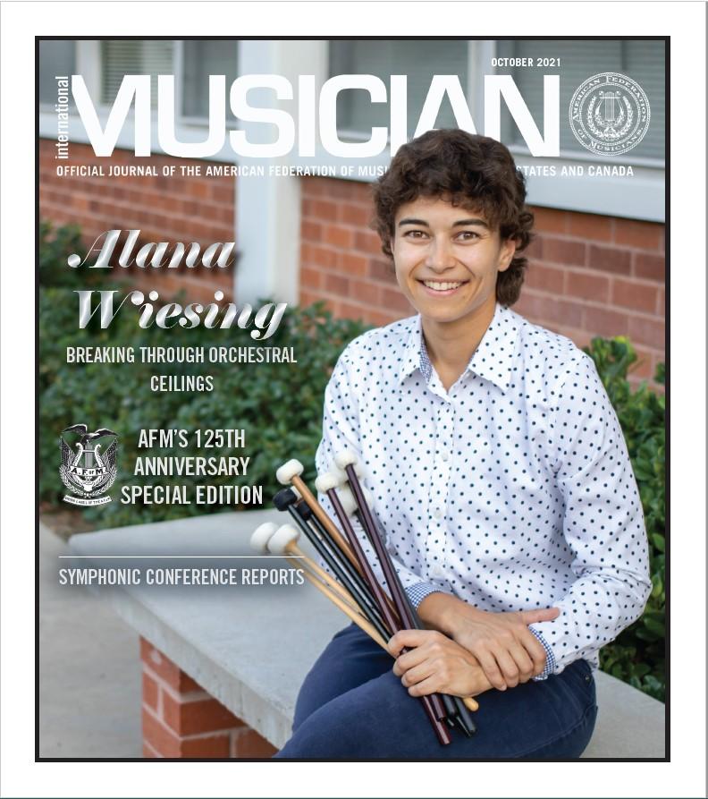 V119-10-Oct 2021 - International Musician Magazine